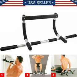 Kyпить Chin Pull Up Bar Exercise Heavy Duty Doorway Fitness Multi Function Home Gym на еВаy.соm