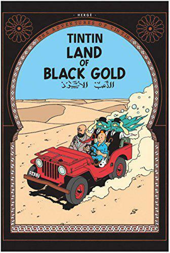 Royaume-UniLand of  Gold (Adventures of Tintin) by Herge, NEW Book, FREE & FAST Delive