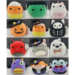 Kyпить Halloween Squishmallows Kellytoy 2020 Collection 5