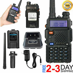 Kyпить Digital Handheld Radio Scanner Fire Police VHF FM EMS Ham 2 Way Transceiver Dual на еВаy.соm