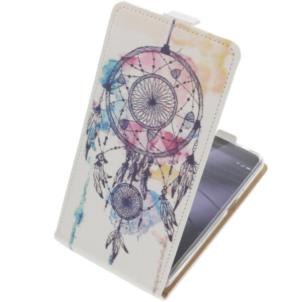 AllemagneSac pour Gigaset Moi Pro Flipstyle Etui Cellulaire Coquille Flip -Reves