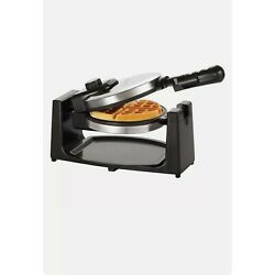 Kyпить BELLA Classic Rotating Belgian Waffle Maker, Polished Stainless Steel на еВаy.соm