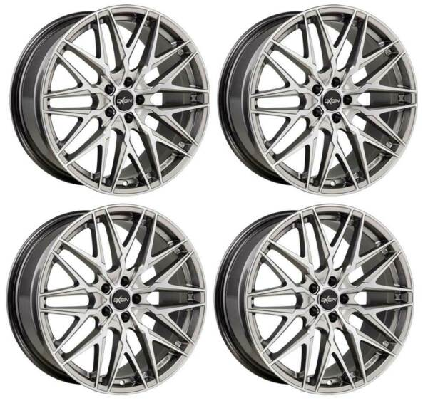 Allemagne4 Oxigin Wheels 25 Oxcross 9x20 ET28 5x112 SILP for VW Arteon Beetle Golf VII Pa
