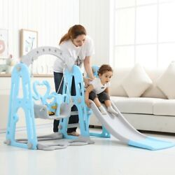 Kyпить Toddler Mountaineering And Swing Set, Suitable For Indoor And Backyard Baskets на еВаy.соm