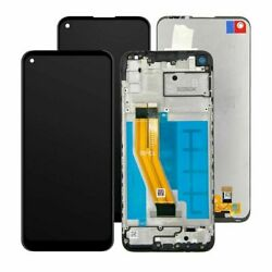 Kyпить For Samsung Galaxy A11 SM-A115A SM-A115U LCD Touch Screen Digitizer Frame USA на еВаy.соm