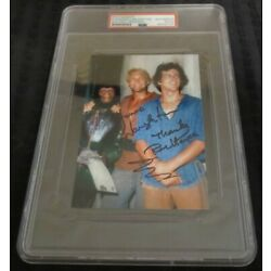 Kyпить Ron Harper / James Naughton signed autographed psa slabbed Planet of the Apes TV на еВаy.соm
