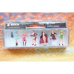Kyпить HO scale Noch SIX Ladies of the Night FIGURES # 15959 на еВаy.соm