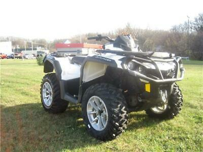2018 CAN AM OUTLANDER 650 NORTH EDITION for sale!