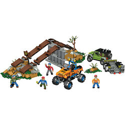 Kyпить Mega Bloks Jeep Off-Road Adventure New 2020 Kid Toy Gift на еВаy.соm