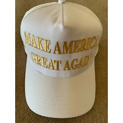 Kyпить 2020 DONALD TRUMP ☆ OFFICIAL CAMPAIGN ☆ BOATERS FOR TRUMP ☆AUTHENTIC☆ WHITE CAP на еВаy.соm
