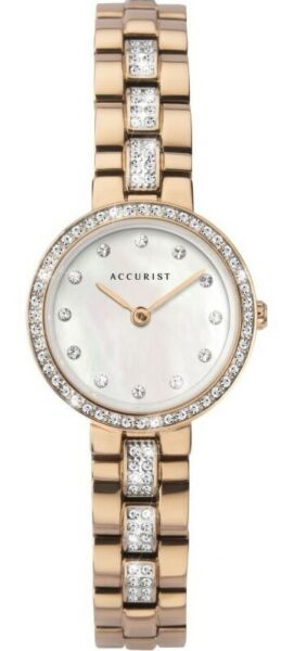 Royaume-UniAccurist Femmes Stylé Robe Montre - 8310 Neuf
