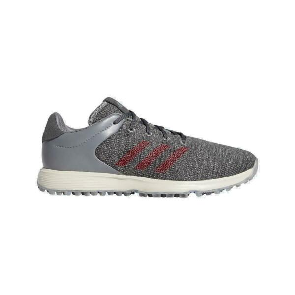 Royaume-UniAdidas SG2 Crampons Golf Chaussures (Gris Trois /  - UK 9.5)