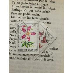 Kyпить Argentine Stamps, Flowers 2 flowers stamps 1982 Used на еВаy.соm
