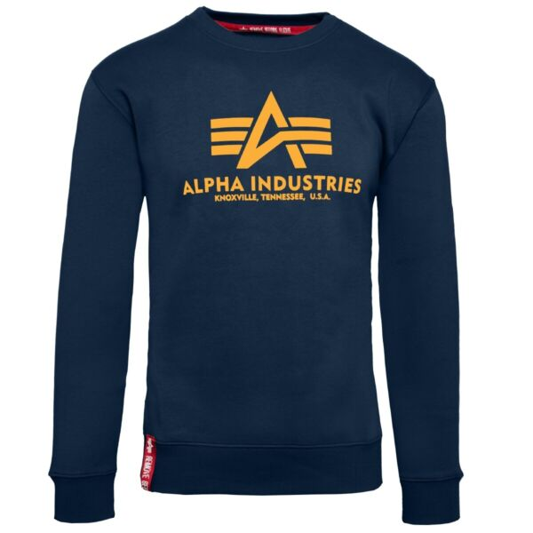 AllemagneAlpha s Basic Pull Sweat Loisir Pull à Capuche 178302-463