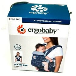 Kyпить Ergobaby Omni 360 All-Position Baby Carrier with Lumbar Support, Trunks Up на еВаy.соm