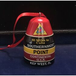 Kyпить Southernmost Point USA Key West, Florida Ornament Christmas Holiday 2