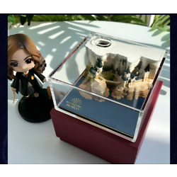 Kyпить Harry Potter Hogwarts Castle Revealed as You Tear Away Note Paper Gift For Girls на еВаy.соm