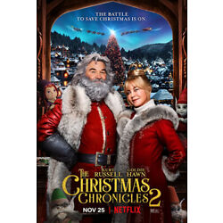 Kyпить Christmas Chronicles 2 DVD (2020)  - BRAND NEW  FREE SHIPPING WITH TRACKING на еВаy.соm