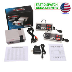 Kyпить Classic 620 Games Built-in Mini Retro Home TV Game Console 2 Controller Gift US на еВаy.соm