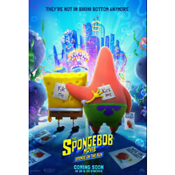 Kyпить  The SpongeBob Movie: Sponge on the Run DVD  NEW  FREE SHIPPING WITH TRACKING на еВаy.соm