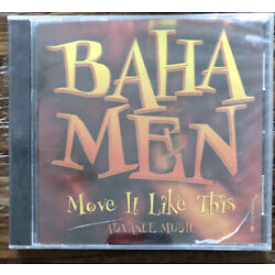 Move It Like This by Baha Men - Advanced Music CD