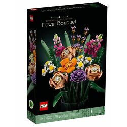 Kyпить LEGO 10280 Flower Bouquet SEALED AND FREE SHIPPING  на еВаy.соm