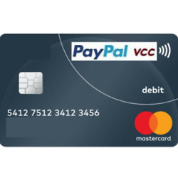 Kyпить VCC Virtual Credit Card for US PayPal Verification на еВаy.соm