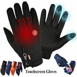 Kyпить Winter Handschuhe Damen Herren Thermo Warme Windproof Touchscreen Wasserdicht на еВаy.соm