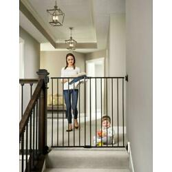 Kyпить Regalo 2-in-1 Extra Tall Easy Swing Stairway and Hallway Walk Through Baby Gate на еВаy.соm
