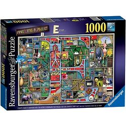 Ravensburger Colin Thompson Awesome Alphabet ''E'' Puzzle  - New - Fast shipping