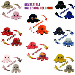 Kyпить Reversible Emotion Octopus Plush Stuffed Toy Soft Animal Home Accessories Gifts на еВаy.соm