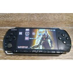 Kyпить Sony Playstation Portable PSP-3001 - Black w/Battery на еВаy.соm