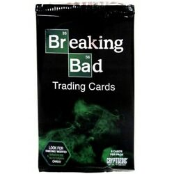 Kyпить 2014 Cryptozoic Breaking Bad TV Seasons 1-5 sealed Trading Card Pack (quantity) на еВаy.соm
