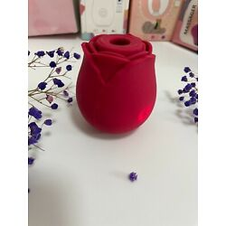 Kyпить 7 Powerful Speeds Rose Massage Cup Rechargeable Massager Pain Relief Sucker Gift на еВаy.соm