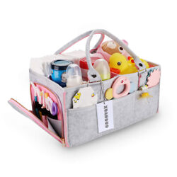 Kyпить New Baby Changing Diaper Caddy Organizer Shower Basket Mat For Diapers Baby USA на еВаy.соm