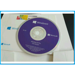 Kyпить Windows 10 Professional 64Bit DVD Win 10 Pro COA OEM Key versiegelt NEU  на еВаy.соm