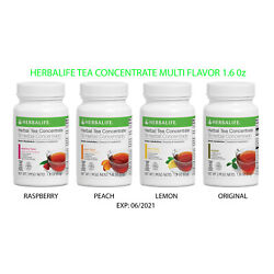 Kyпить HERBALIFE TEA CONCENTRATE - ALL FLAVOR - 1.8OZ - FREE SHIPPING на еВаy.соm