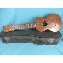 Kyпить Vintage C. F. Martin Soprano Ukulele Model Style 1, ORIGINAL CASE, All Real Nice на еВаy.соm