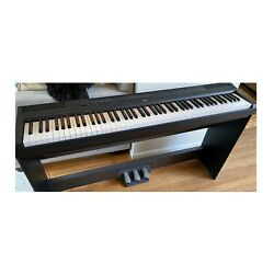 Kyпить Yamaha Digital Piano P-115 With stand & Cover. Recently Serviced.Serviced 4/8/21 на еВаy.соm