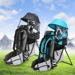 Kyпить Childcity Baby Backpack Camping Hiking Child Toddler Carrier Shade Visor на еВаy.соm