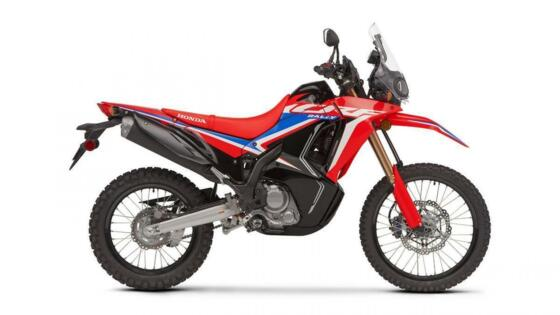 2021 HONDA CRF300 RALLY