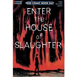Kyпить ENTER THE HOUSE OF SLAUGHTER FCBD 5 copies Something Killing The Children BOOM на еВаy.соm