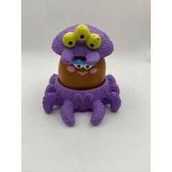 Kyпить 1995 McDonald's McNugget Nugget Buddies Halloween Spider Toy на еВаy.соm