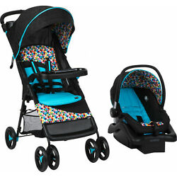 Kyпить Baby Stroller with Car Seat Infant Comfort Walker Travel System Deluxe Seat Pad на еВаy.соm