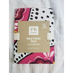 Kyпить Pottery Barn Teen Retro Paisley Sham - New With Tags - Standard Size на еВаy.соm