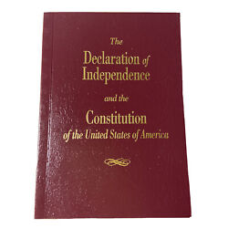 U.S. Constitution - Pocket Size & The Declaration of Independence - Brand New