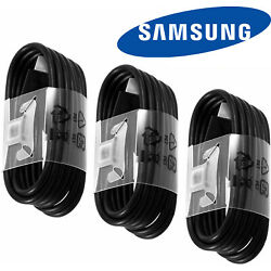 Kyпить 3-Pack OEM Samsung USB Type C Fast Charging Cable Galaxy S8 S9 S10 Plus Note 8 9 на еВаy.соm