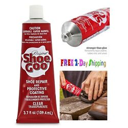 Kyпить Shoe Goo Repair Adhesive for Fixing Worn Shoes or Boots, Clear, 3.7 Oz на еВаy.соm