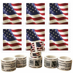 Kyпить 1000 USPS FOREVER STAMPS 10 Coils of 2017 America Flag Postage Stamps US Seller на еВаy.соm
