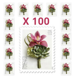 Kyпить 100 Pcs USPS Forever 2020 US Boutonniere Postage Stamps First Class Shipping на еВаy.соm